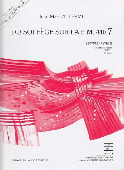 Du Solfege sur la F.M. 440.7 - Lecture / Rythme - Professeur