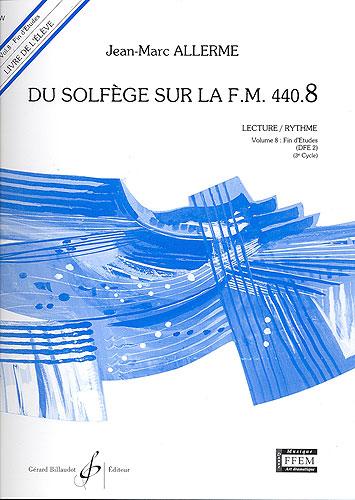Du Solfege sur la F.M. 440.8 - Lecture / Rythme - Elève