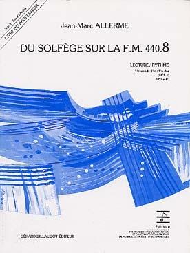 Du Solfege sur la F.M. 440.8 - Lecture / Rythme - Professeur
