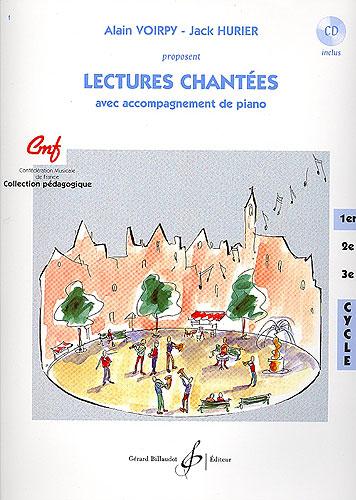 Voirpy, Alain / Hurier, Jack : Lectures chantées - 1er cycle