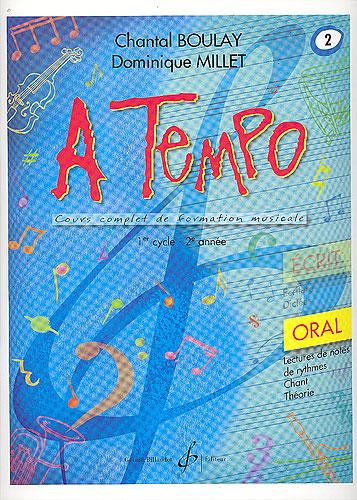 A Tempo - Volume 2, série oral