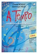 Boulay, Chantal / Millet, Dominique : A Tempo (1er cycle) - Volume 4, série oral