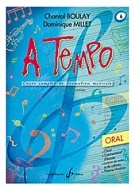 Boulay, Chantal / Millet, Dominique : A Tempo (2ème cycle) - Volume 6, Série oral