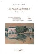 Bellegarde, Christian : Au fil de l'écriture - 2ème Recueil - Textes