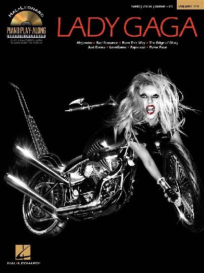 Lady Gaga Piano Play Along Vol.119