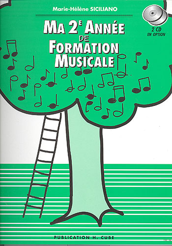 Ma 2ème année de formation musicale (Siciliano, Marie-Hélène)
