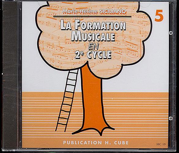 Siciliano, Marie-Hélène : La formation musicale Vol.5