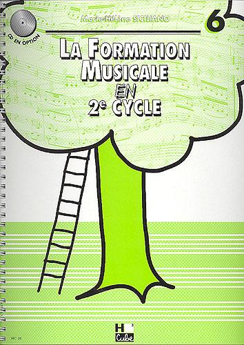 Siciliano, Marie-Hélène : La formation musicale Vol.6