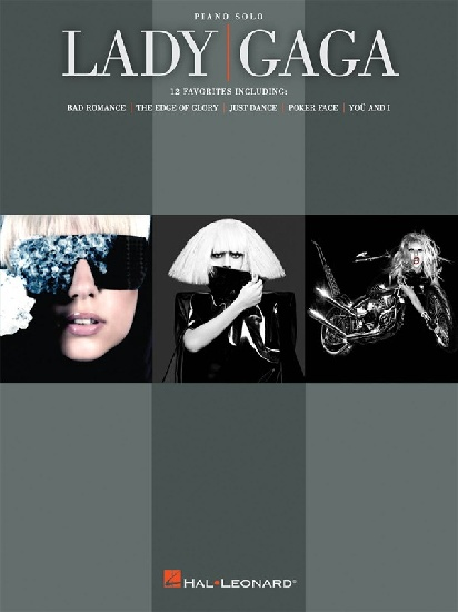 Lady Gaga : Piano Solo