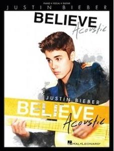 Bieber, Justin : Believe - Acoustic