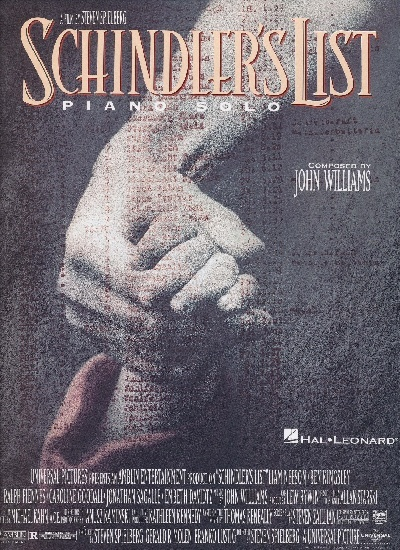 Williams, John : La liste de Schindler (Schindler's list)