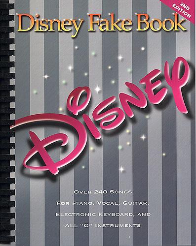 The Disney Fake Book