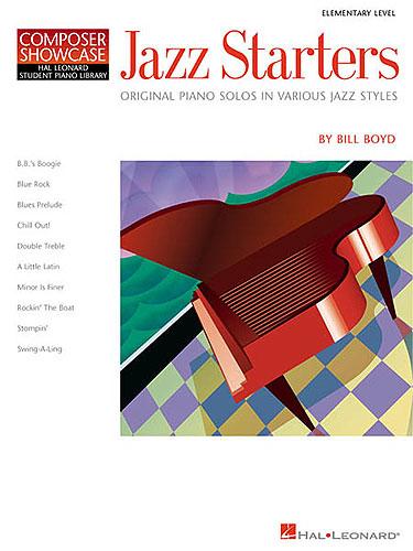 Boyd, Billy : Jazz Starters