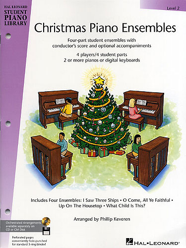 Keveren, Phillip : Christmas Piano Ensembles - Volume 2