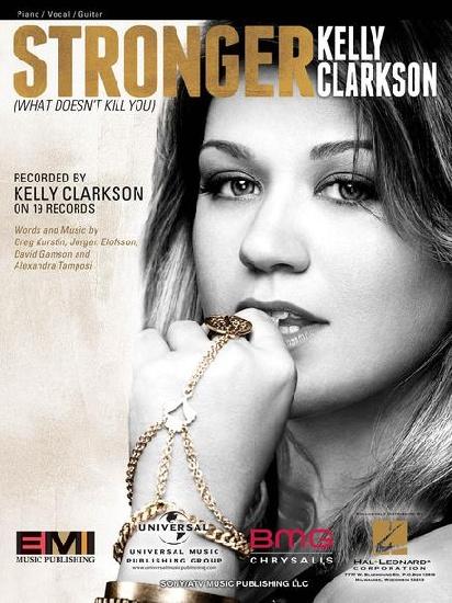 Kelly Clarkson : Stronger