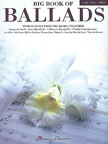 Big Book of Ballads
