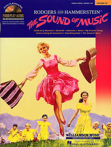 Piano Play-Along Volume 25: The Sound Of Music