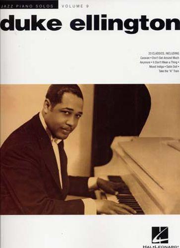 Ellington, Duke : Jazz Piano Solos Volume 9 - 23 Classics