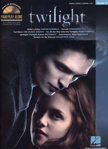 Piano Play Along Volume 75 : Twilight