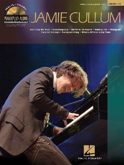 Cullum, Jamie : Piano Play-Along Volume 116: Jamie Cullum