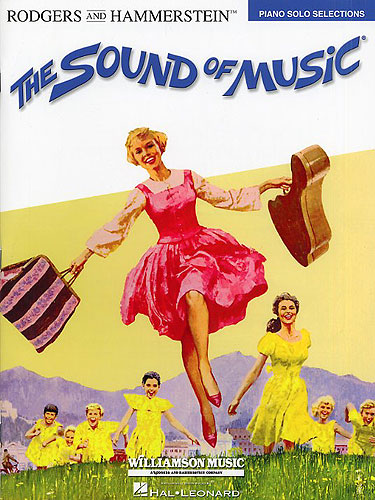 Hammerstein, Oscar : The Sound Of Music: Piano Solo Selections