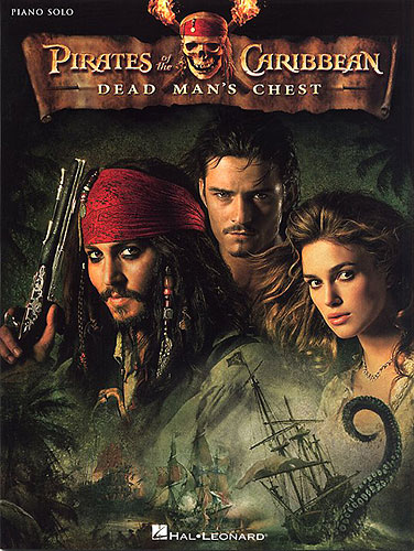 Zimmer, Hans : Pirates Of The Caribbean: Dead Man's Chest