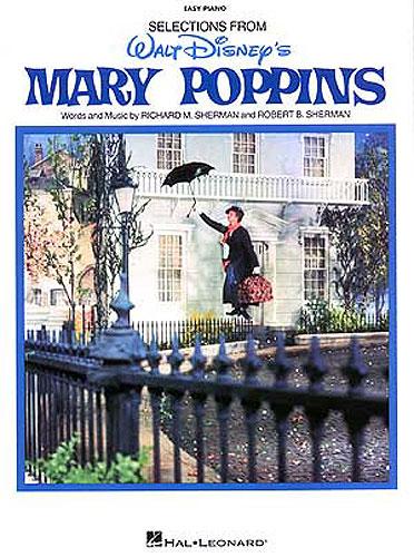 Sherman, Richard / Sherman, Robert : Walt Disney's Mary Poppins (Easy Piano)