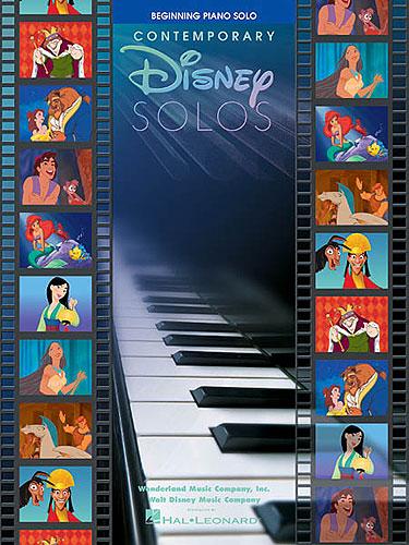 Contemporary Disney Solos (Beginning Piano Solo)