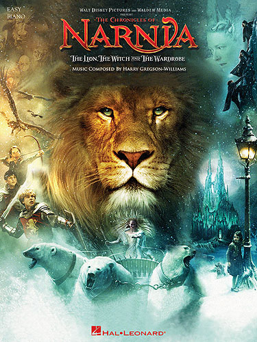 Gregson-Williams, Harry : The Chronicles Of Narnia (Easy Piano)