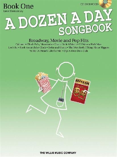 A Dozen A Day Songbook - Book One