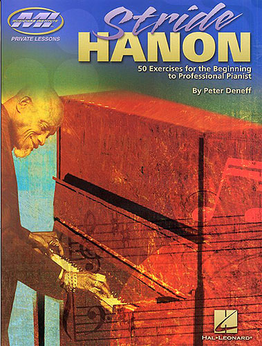 Deneff, Peter : Stride Hanon (pour Piano)