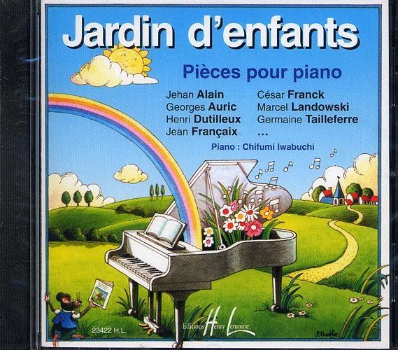 Jardin d'enfants (CD uniquement)
