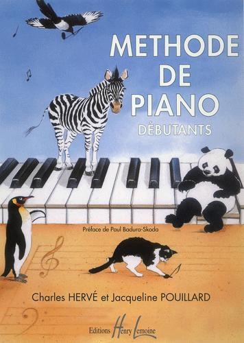 Hervé, Charles / Pouillard, Jacqueline : Méthode de Piano Débutants