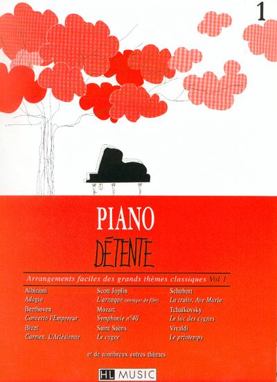 Piano Détente - Volume 1