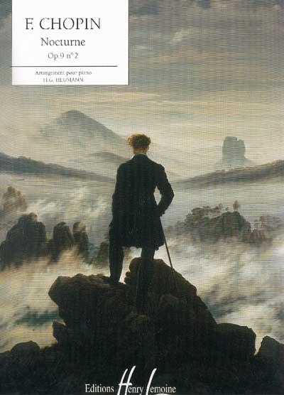 Chopin, Frédéric : Nocturne Opus 9 n° 2