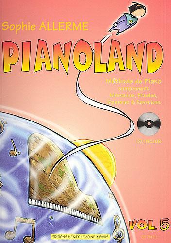 Allerme, Sophie : Pianoland - Volume 5