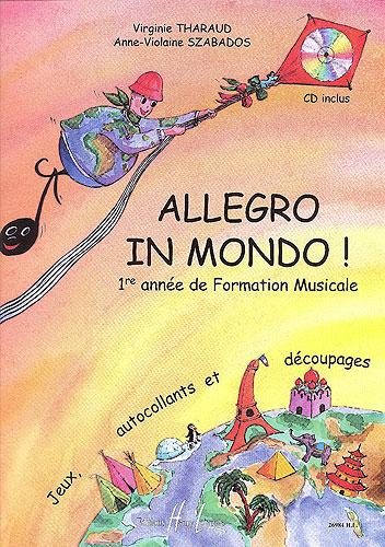 Szabados, Anne Violaine / Tharaud, Virginie : Allegro in Mondo