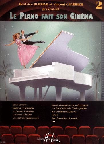 Le Piano fait son Cinéma - Volume 2