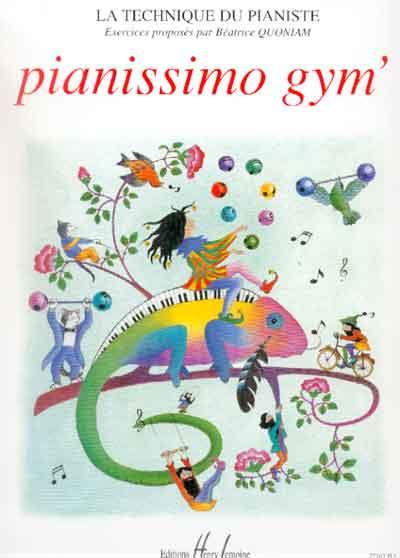 Quoniam, Béatrice : Exercices - Pianissimo Gym