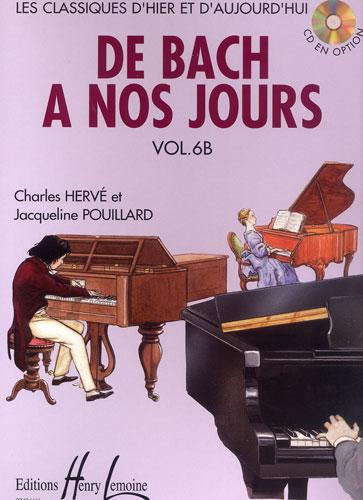 De Bach à nos Jours - Volume 6B