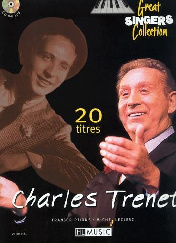 Charles Trenet : Chant et Piano