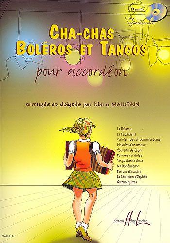Maugain, Manu : Cha-Chas, Boléros et Tangos