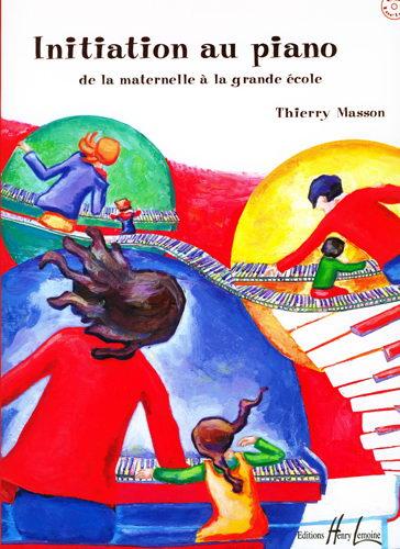 Initiation au Piano (de la maternelle à la grande école)