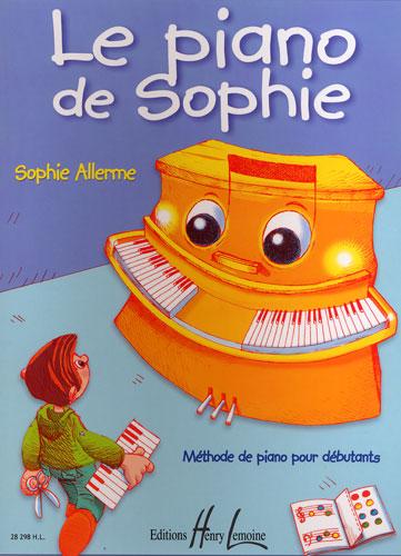 Le piano de Sophie (Allerme, Sophie)