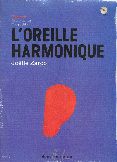 Zarco, Joelle : L'oreille harmonique