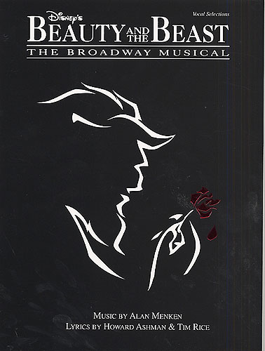 Menken, Alan : Beauty And The Beast - The Musical (Vocal Selections)