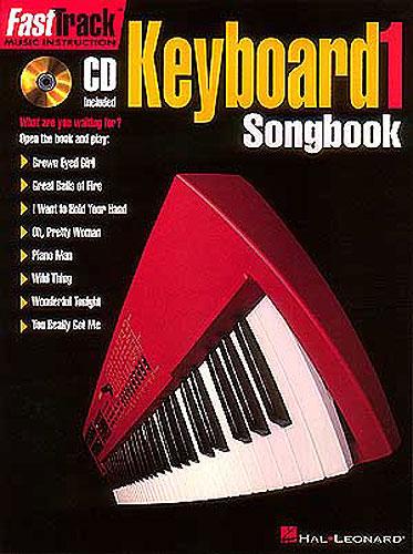 Keyboard 1 - Songbook One
