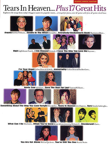 Tears In Heaven...Plus 17 Great Hits