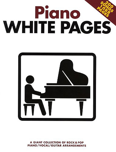 White Pages Piano