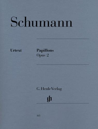 Papillons Opus 2 (Schumann, Robert)